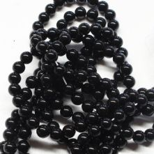 Preciosa Magic Black Crystal Beads